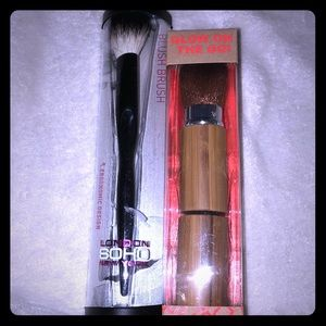 🆕2 Piece London Soho Brush Lot 2